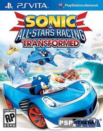 Даты выхода и новый трейлер Sonic & All-Stars Racing Transformed