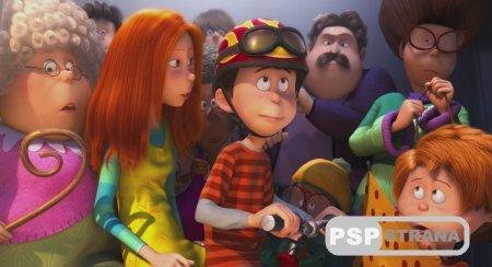 Лоракс / Dr. Seuss' The Lorax (2012) BDRip 720p