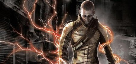 Evil Cole в PlayStation All-Stars Battle Royale