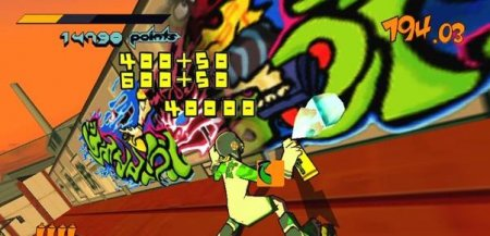 Jet Set Radio выйдет на PlayStation Vita