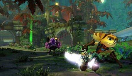 Ratchet & Clank: QForce анонсирован для PS Vita