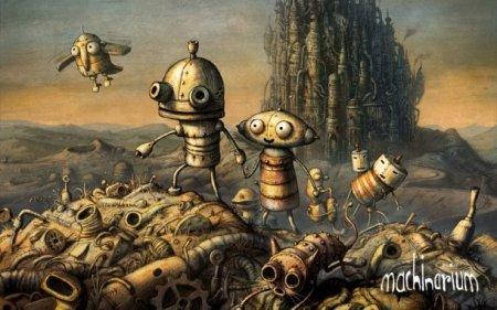 Релиз Machinarium для PS Vita состоится в сентябре