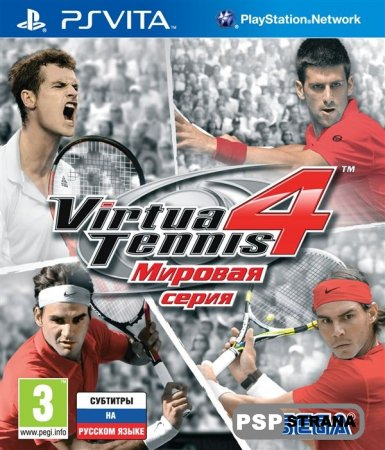 Virtua Tennis 4: ������� �����