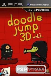 Doodle Jump PSP 4.2.5 (2012/RUS/PSP)