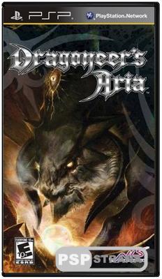 Dragoneer's Aria (PSP,RUS,CSO)