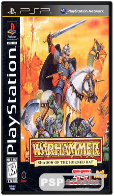 Warhammer: Shadow of the Horned Rat (PSP/PSX/ENG)