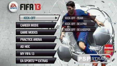 Fifa 13 (PSP/ENG)