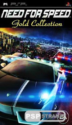 Need For Speed Gold Collection [PSP/RUS] Игры на PSP