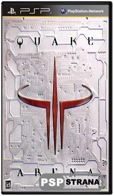 Quake 3: Arena (ENG/PSP)