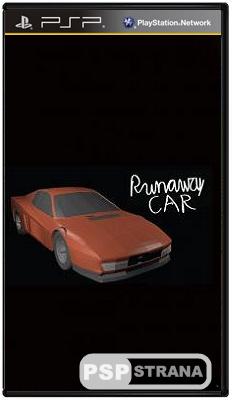 Runaway сar v1.2 (PSP/ENG)