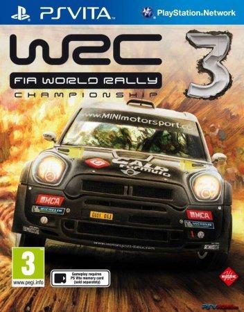 WRC 3 для PS Vita