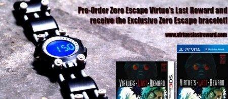 Релиз Zero Escape: Virtue's Last Reward обернулся скандалом