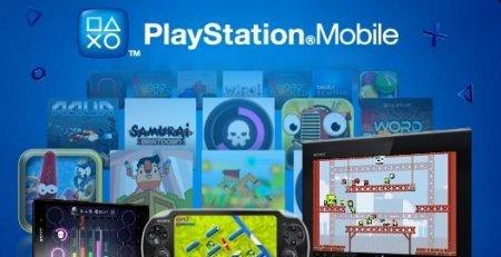 Сервис PlayStation Mobile для PS Vita запущен