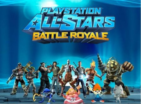 PlayStation All-Stars Battle Royale: мест больше нет