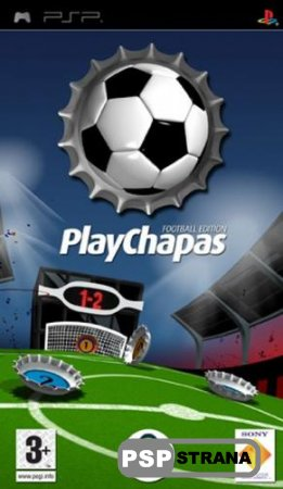 PlayChapas Football Edition (PSP/ESP)