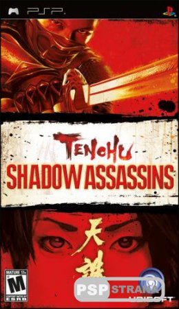 Tenchu Shadow Assassins (PSP/RUS/New)