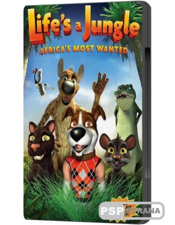 Жизнь в джунглях: Особо опасные в Африке / Life's A Jungle: Africa's Most Wanteds (2012) DVDRip