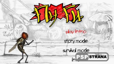 Fly Fu (PSP/ENG)