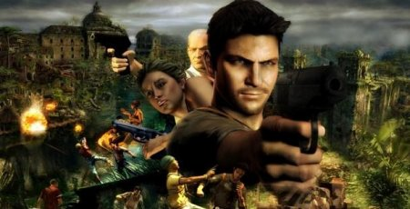 Новый Тайтл Uncharted: Fight for Fortune