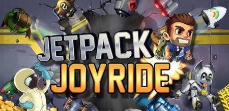 Jetpack Joyride на PS Vita, PS3 и PSP