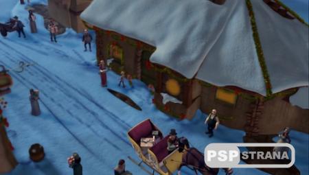 Принцесса-лебедь: Рождество / The Swan Princess Christmas (2012) DVDRip
