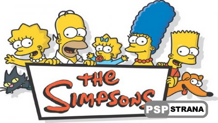 Симпсоны 24 сезон / The Simpsons 24 season (2012) для PSP