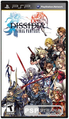 Dissidia: Final Fantasy (PSP/RUS/Rip)