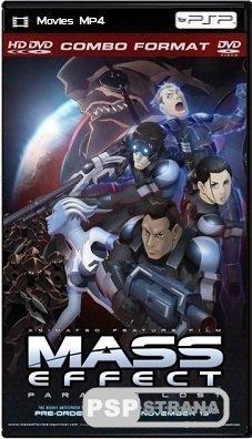 Масс Эффект: Ушедший Герой / Mass Effect: Paragon Lost (2012) HDRip