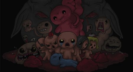 Binding of isaac: Rebirth появится на PS Vita и PS3