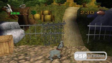 Donkey Xote (PSP/RUS)