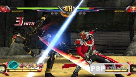 Kamen Rider Chou Climax Heroes (PSP/JAP/ENG)