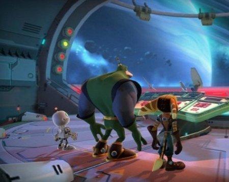Ratchet&Clank: QForce приходит к нам 30 января