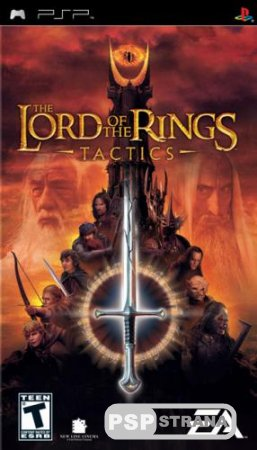 The Lord of the Rings Tactics (PSP/RUS)