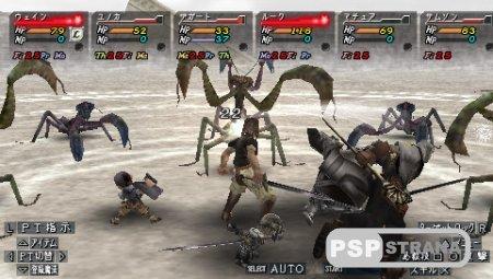 Valhalla Knights 2 (PSP/ENG)