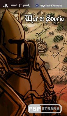 War of Sonria (PSP/ENG)