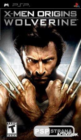 X-Men Origins Wolverine (PSP/ENG/RUS)