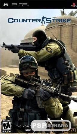 Counter-Strike 2.5 3D (2010/ENG/PSP)