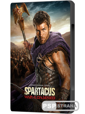 Спартак: Война проклятых / Spartacus: War of the Damned (3 сезон, 1-10 серия из 10) (2013) HDTVRip