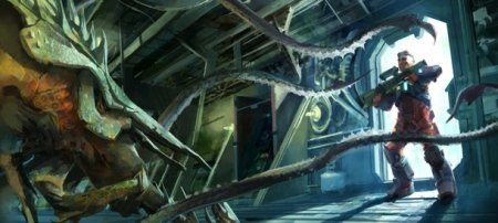 Alien Breed появиться на PS Vita и PS3