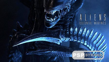 Обои PS Vita Aliens Colonial Marines