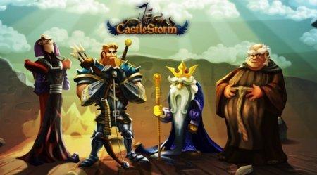 CastleStorm заглянет на PS Vita