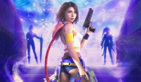 Square Enix не забыли о Final Fantasy X для PS Vita и PS3