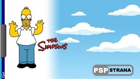 Обои PS Vita Homer