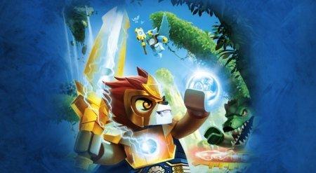 Lego Legends of Chima: Laval's Journey появится на PS Vita