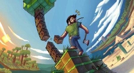 Minecraft все еще может выйти на PS Vita