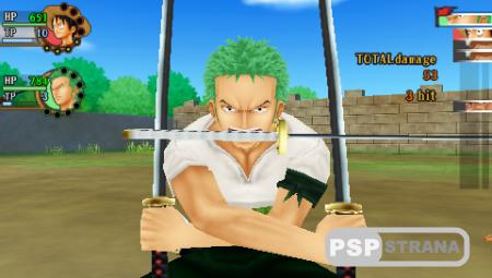 One Piece: Romance Dawn - Bouken no Yoake (PSP/JAP/ENG)