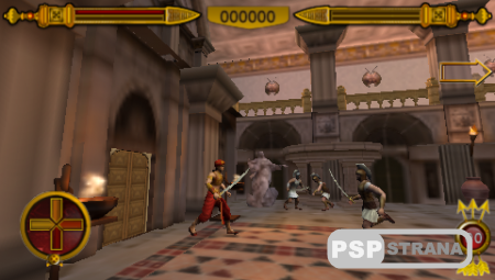 Chandragupta Warrior Prince (PSP/ENG) (2013)