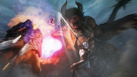 Toukiden анонсирован для PS Vita и PSP