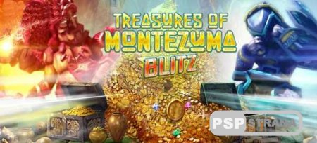 Обновление Treasures Of Montezuma Blitz до версии 1.80