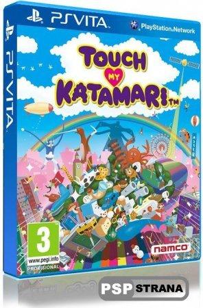 Touch My Katamari - обложка